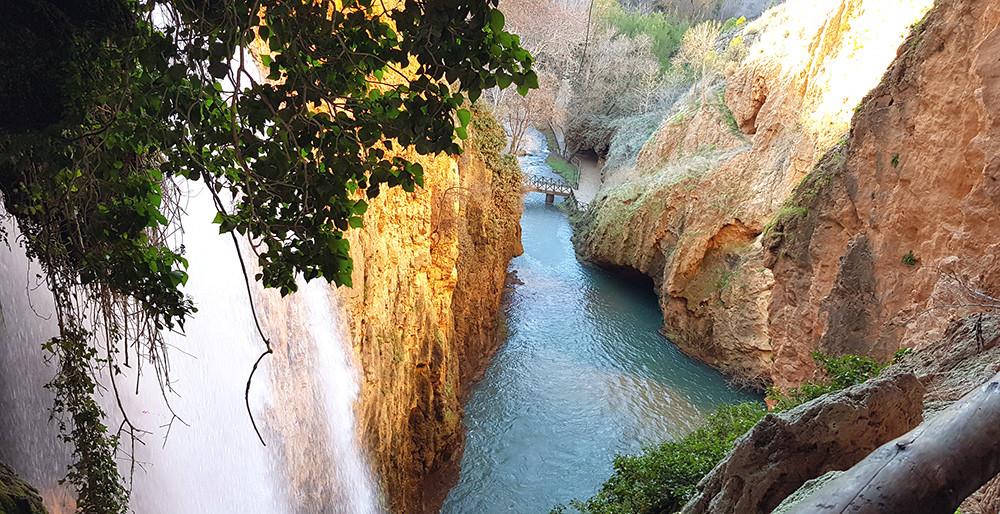 El Monasterio De Piedra Y Su Parque La Magia Del Agua