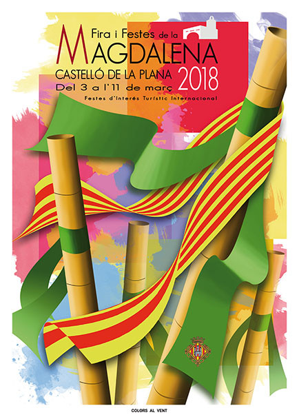 Cartel magdalena castellon turismo 1