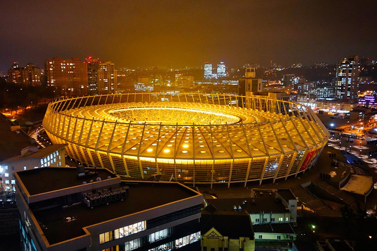 Estadio Olu00edmpico Kiev