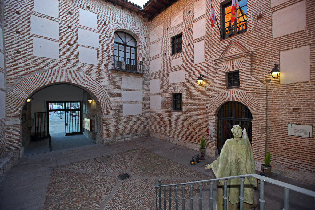 Medina del Campo07. Palacio Real Testamentario
