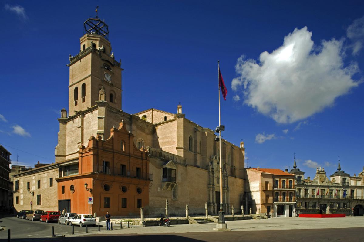 Medina del Campo14. Colegiata de San Antolin