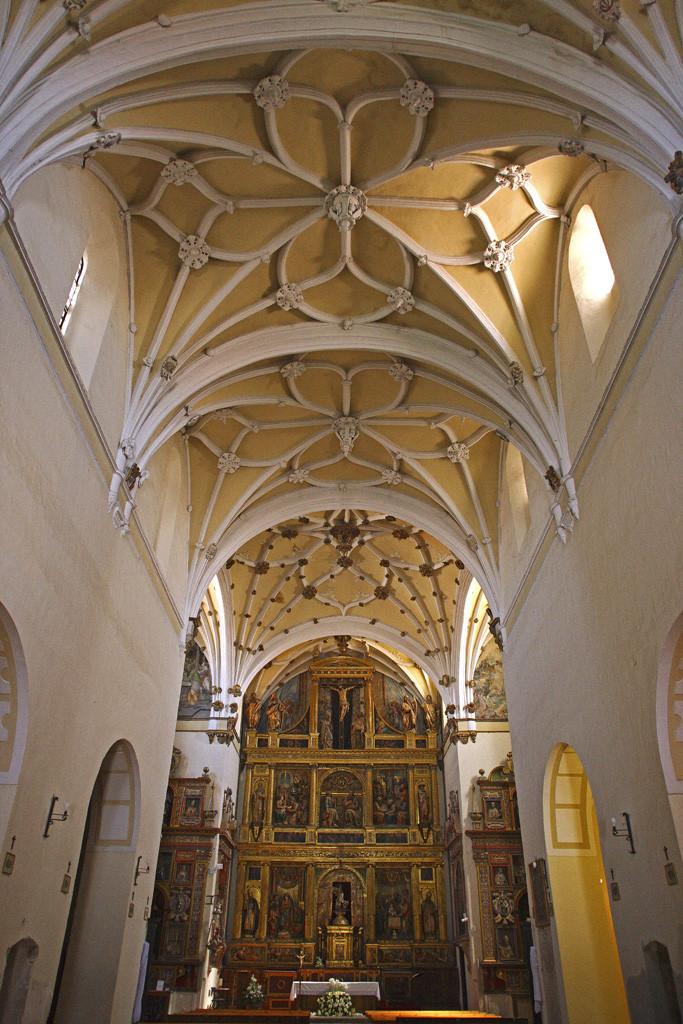 Medina del Campo22. Iglesia de Santiago el Real