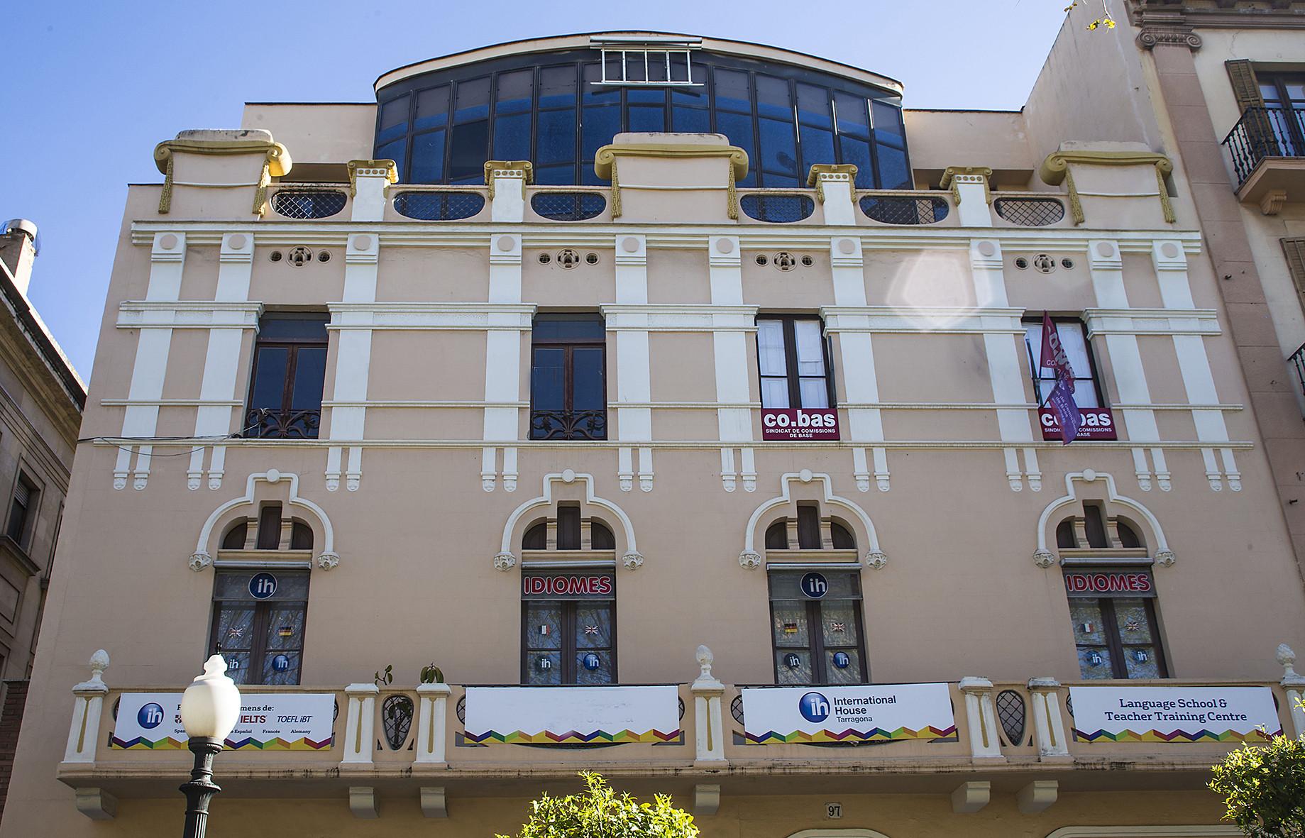 Tarragona pone en valor a su genio modernista el - Arquitectos tarragona ...