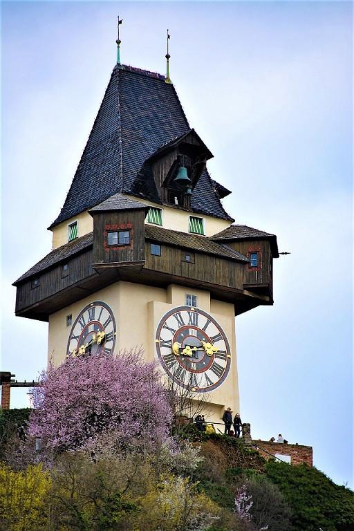La Torre del Reloj de Graz