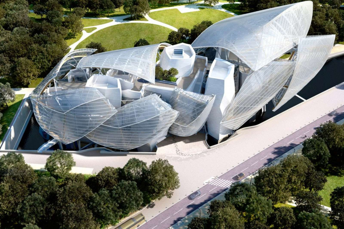 Fondation Louis Vuitton 1