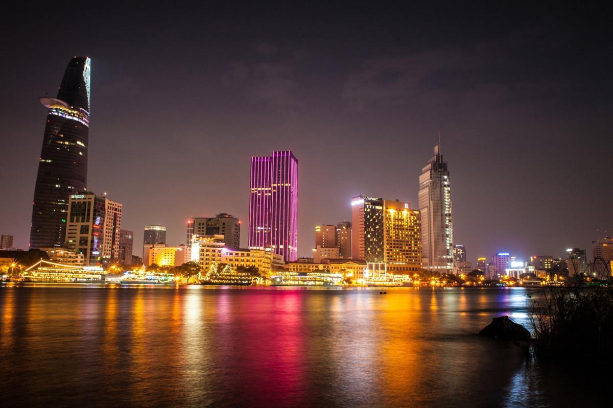 Saigon vietnam 1498332
