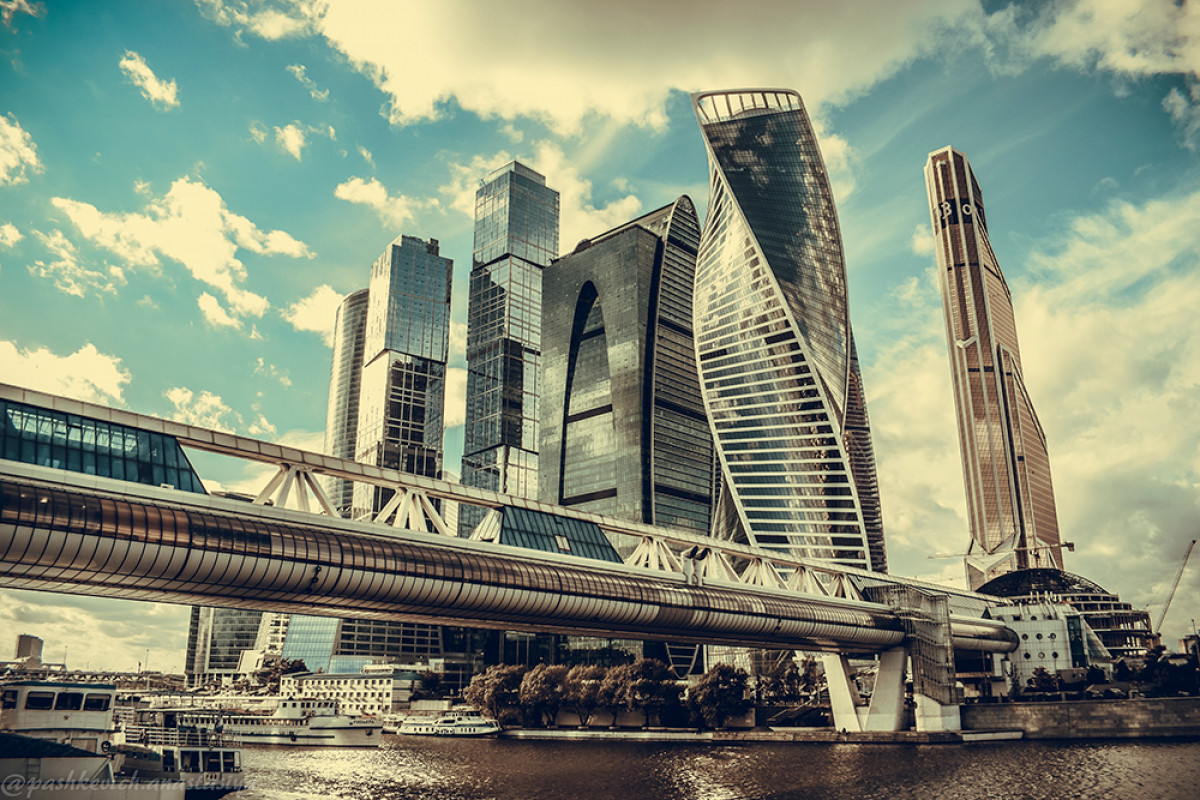 Moscow city 3496460