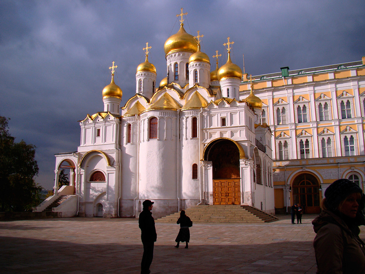 Cathedral of the annunciation 177848