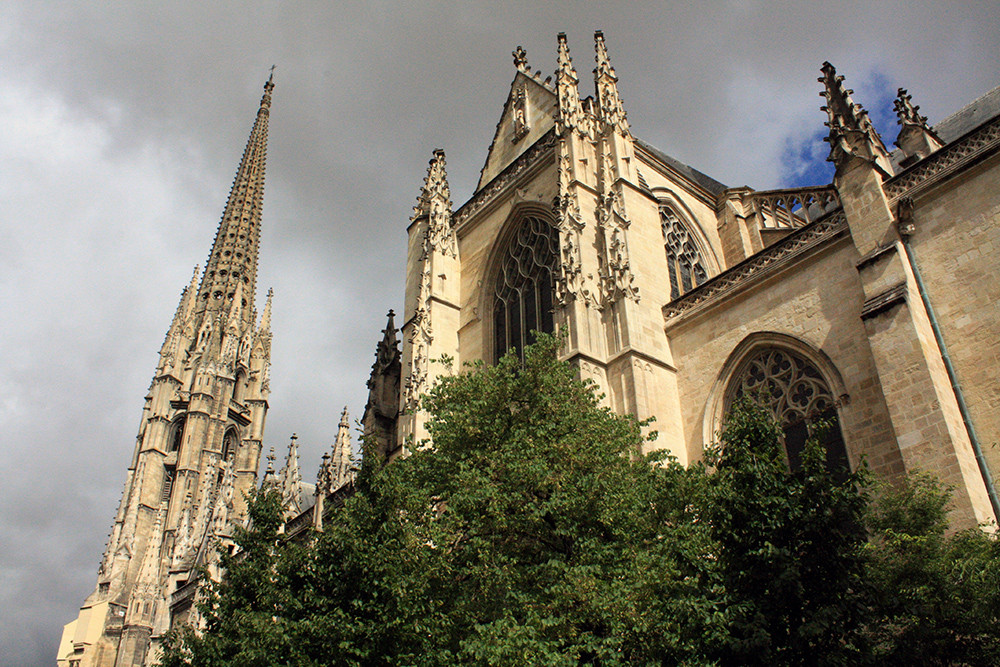 Burdeos   Catedral 2
