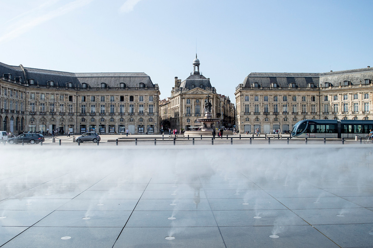 Burdeos   Place de la Bourse 8