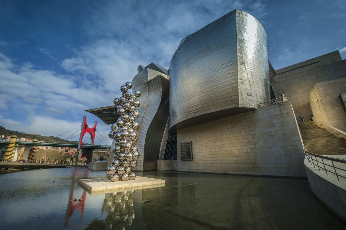 3. Guggenheim Bilbao credito Holidu