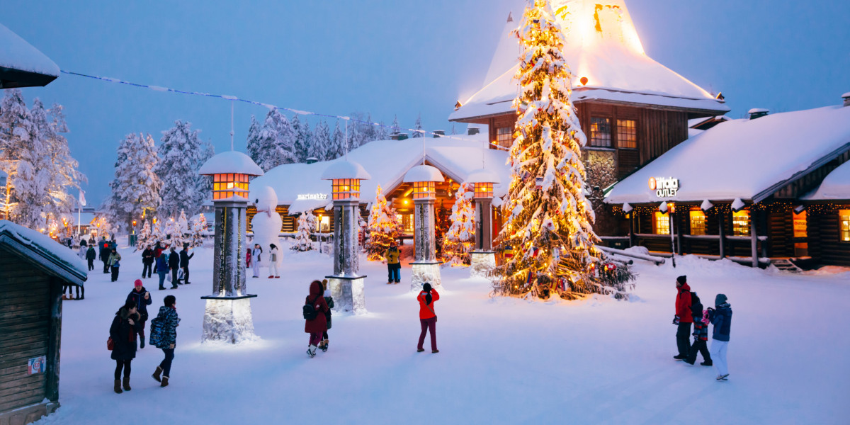 Visit rovaniemi sights attractions santa claus village