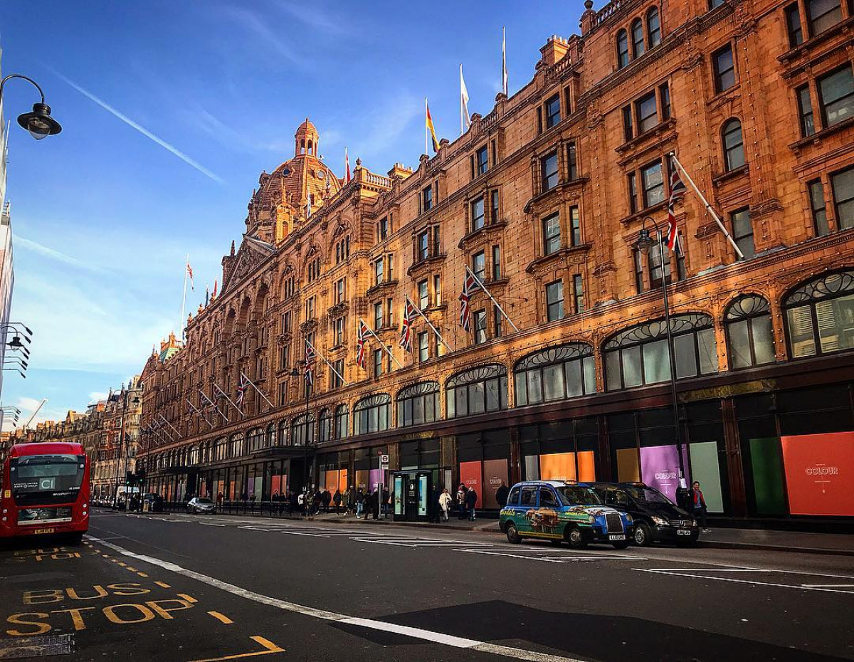Harrods London credit eyemclif