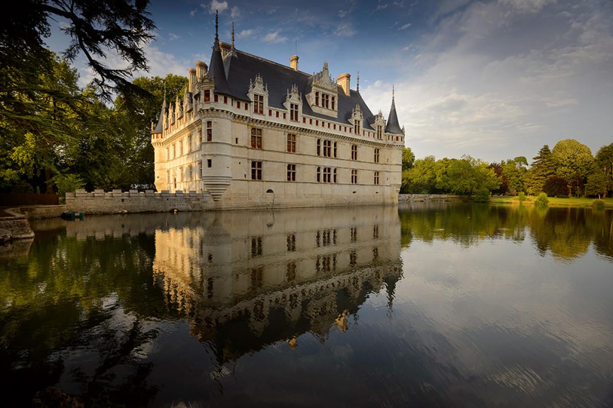Chateau Azay le Rideau u00a9L