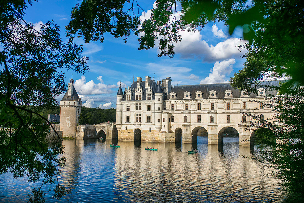 Chateau Chenonceauu00a9D Darrault CRTCentreVdL