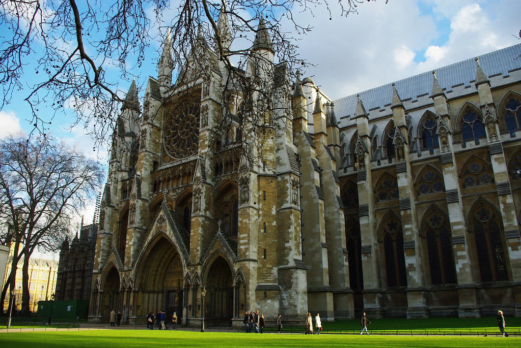 4. Westminster Abbey Londres   Credito Jose and Roxanne via Flickr (CC by 2.0)
