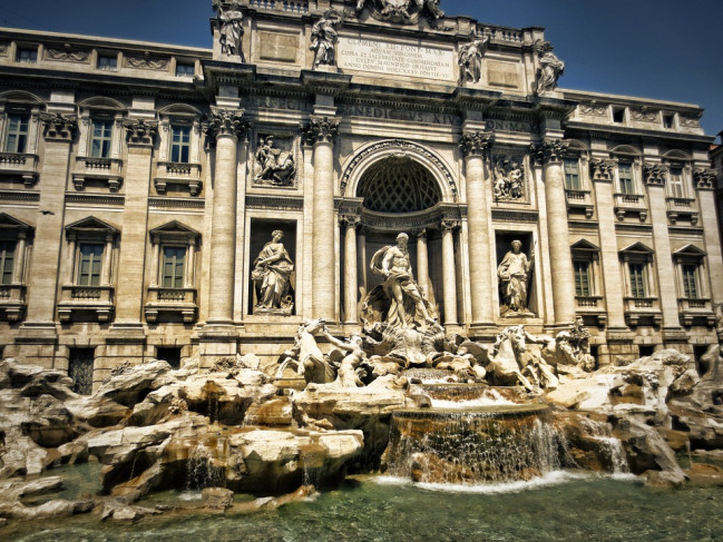 Trevi fountain 298411 960 720