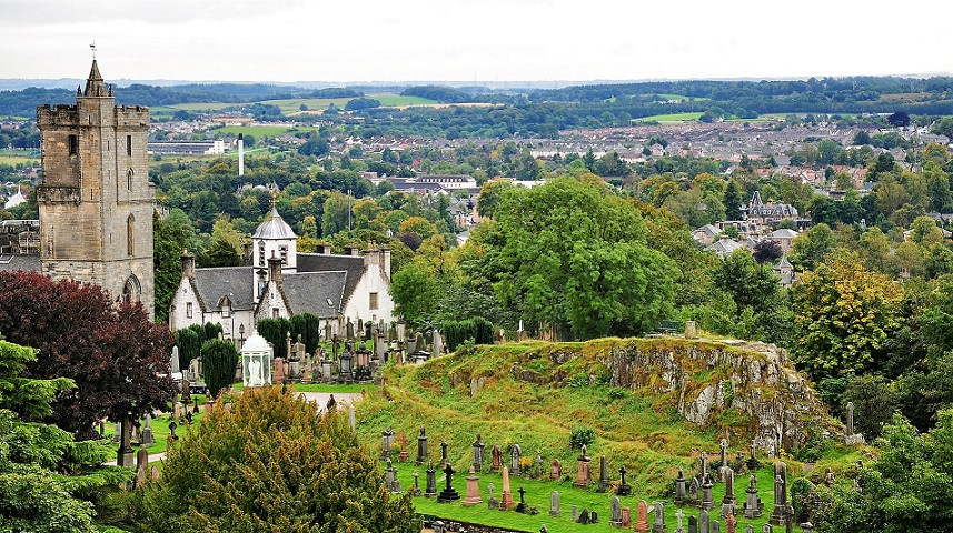 STIRLING 8 VIAJES Y LUGARES