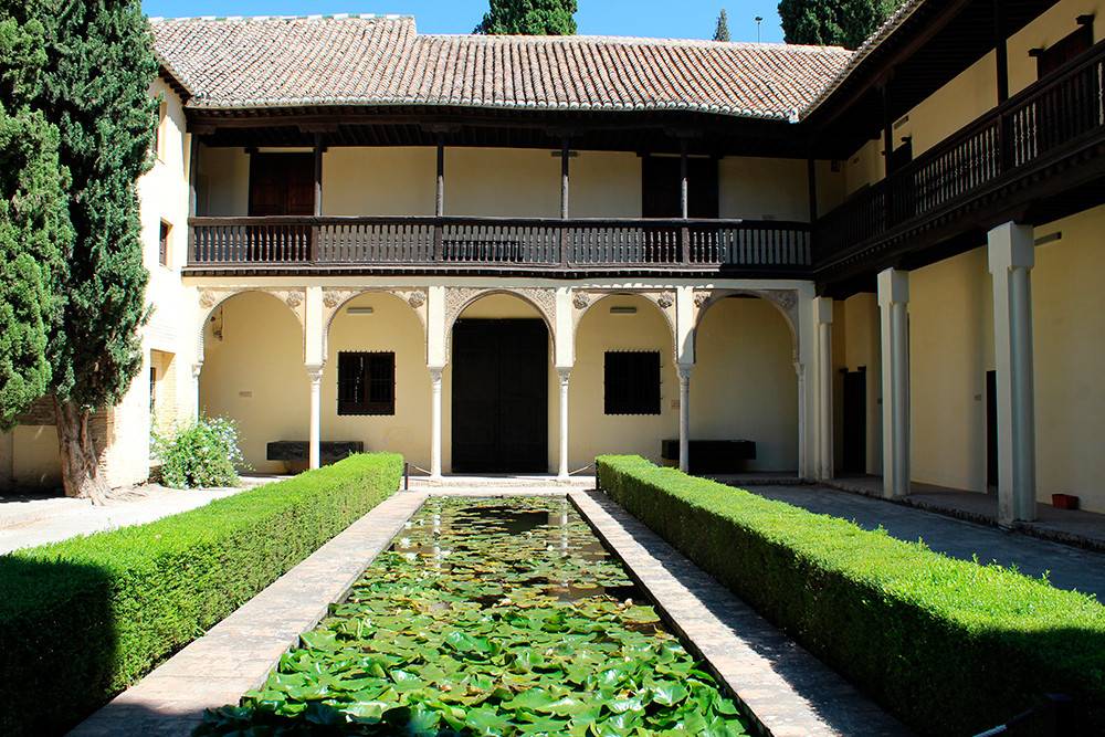 Casa del Chapiz, Granada