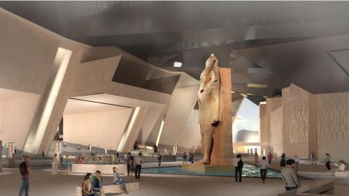 Gran Museo Egipcio (GEM)