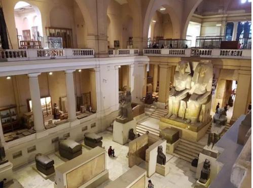 Museo Nacional de la Civilizaciu00f3n Egipcia (NMEC)