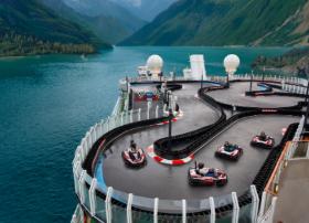 Karts barco