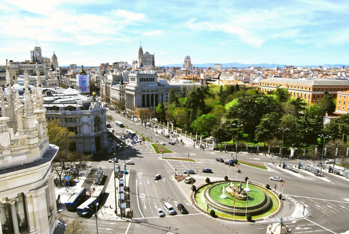MADRID, CIBELES